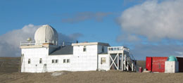 Station Resolute Bay